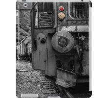 Old locomotive iPad Case/Skin