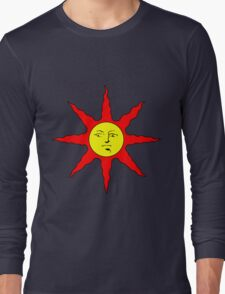 Praise the Sun!!! Long Sleeve T-Shirt