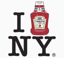 I love New York (Tomato) by Naf4d