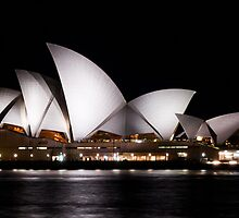A  Night  at the  Opera by Keith Irving