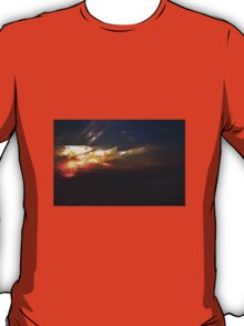Abstract sunset T-Shirt