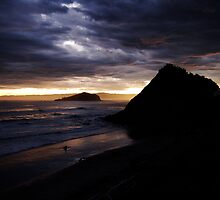 Moody sky by donnz