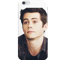 Dylan O'Brien is a puppy iPhone Case/Skin