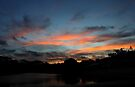 A Narooma Sunset by Evita