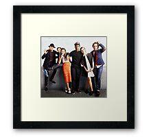 Red Band Society Framed Print