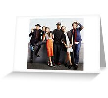 Red Band Society Greeting Card