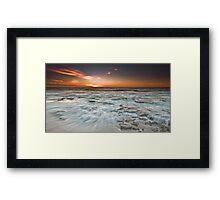 North Beach II Framed Print