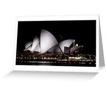 A  Night  at the  Opera again! Greeting Card
