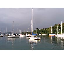 Silvery Mosman Bay Photographic Print