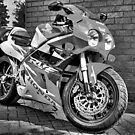 Honda RVF 750 - RC45 by Mick Smith