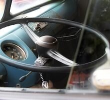 1961 Volkswagen Camper by ArtbyDigman