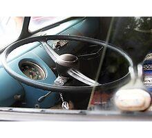 1961 Volkswagen Camper Photographic Print