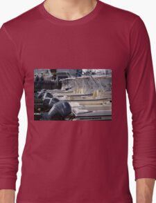 Pleasure Zone Long Sleeve T-Shirt