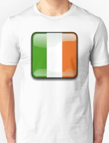 Irish Flag, Icon, Ireland T-Shirt