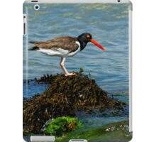 Oyster Catching iPad Case/Skin