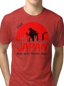 Visit Japan Tri-blend T-Shirt