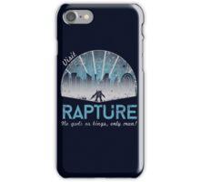 Visit Rapture iPhone Case/Skin