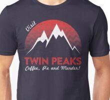 Visit Twin Peaks Unisex T-Shirt