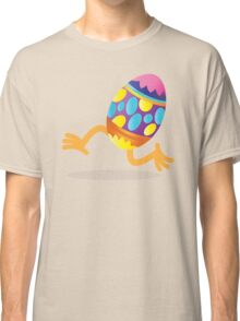 Easter egg running Classic T-Shirt