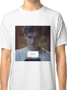 Isaac Lahey - Motel California Classic T-Shirt