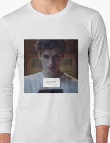 Isaac Lahey - Motel California Long Sleeve T-Shirt