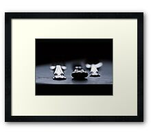 Old treasures of the past Framed Print