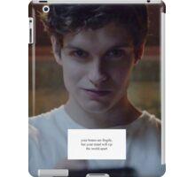 Isaac Lahey - Motel California iPad Case/Skin