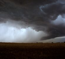 Storms Over The Oklahoma Prairie by RavenSoul2