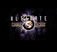 Ultimate Mortal Kombat 3  by darksilly