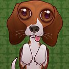 Brenya The Beagle by fizzgig
