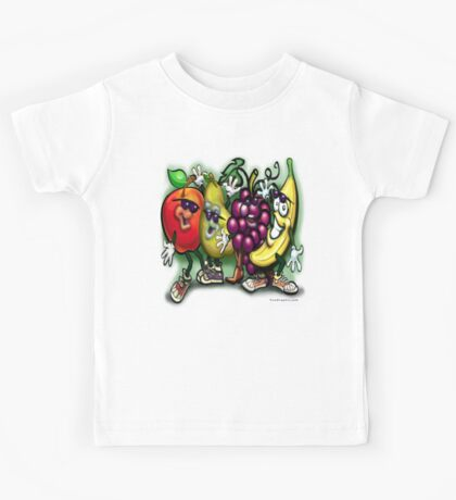 Fruits Kids Clothes