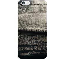 Dancing Silver Fountains iPhone Case/Skin
