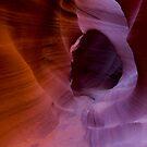 Passage - Antelope Canyon by blu370n3
