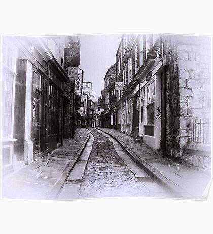 Shambles  - York Poster
