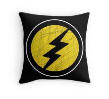 Lightning Bolt - Ray Throw Pillow