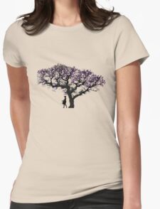 Dreaming Womens Fitted T-Shirt
