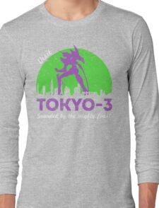 Visit Tokyo-3 Long Sleeve T-Shirt