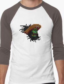 LeChuck - 8 bit Men's Baseball ¾ T-Shirt