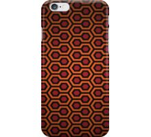 THE SHINING - OVERLOOK CARPET iPhone Case/Skin