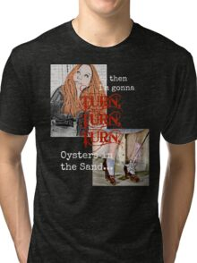 Oysters Tri-blend T-Shirt