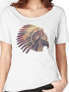 Eagle Chief  Women's Relaxed Fit T-Shirt