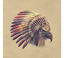 Eagle Chief  Photographic Print