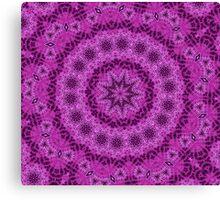 Forever Purple Canvas Print