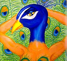 Peacock: Showgirl of the Wild by NicoleH09
