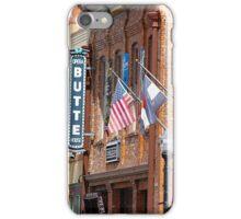 Butte Opera House, Cripple Creek, Colorado iPhone Case/Skin