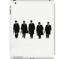 Gangster in New York iPad Case/Skin