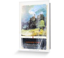The Count Of Monte Cristo By Alexandre Dumas | My Favorite Book  Greeting Card