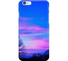 Pushing Away The Darkness iPhone Case/Skin