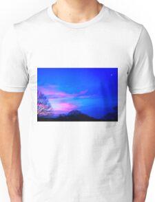 Pushing Away The Darkness Unisex T-Shirt