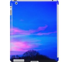 Pushing Away The Darkness iPad Case/Skin